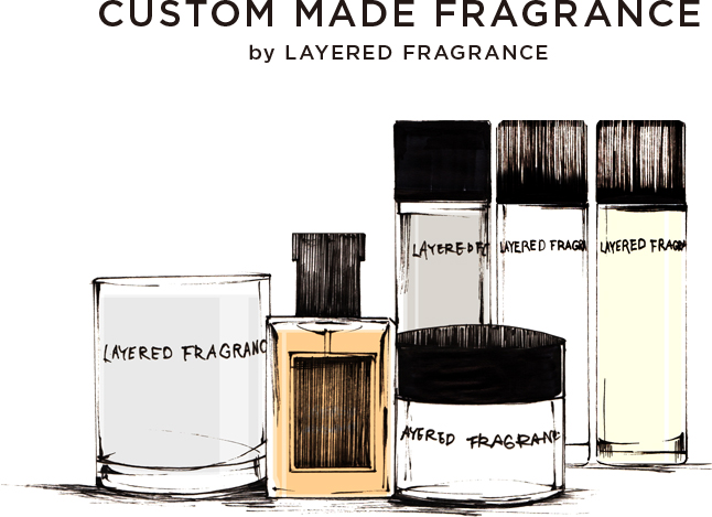 CUSTOM MADE FRAGRANCE